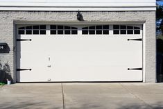 A garage door facelist for less than $20