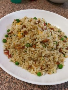 chinese sausage a d kale fried rice