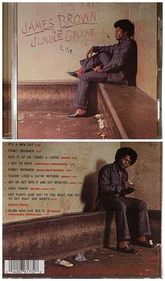 """James Brown's 1986 compilation album """"In the Jungle Groove"""" is one my favorite albums by the Godfather of Soul. I know they put it together for fans of hip hop that came to know of his music via hip hop samples but the original joints is better than the hip hop samples. Believe that!"""