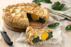 Piatto tipico ligure la torta pasqualina in versione semplificata per grandi e piccini. Perfetta per pic-nic buffet o pranzi