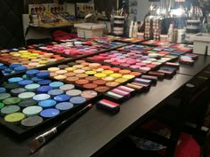 Our studio at The Face Painting Shop