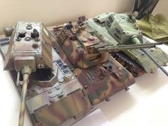 1/35 super heavy tanks