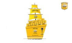 Cutty Sark. Product tent on Behance