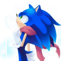 +One-Hour-Sonic+ Winter by seraito on deviantART - Sonic the Hedgehog