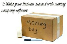 Make your business succeed with #movingcompany #software  Moving companies these days are in trend and there are ample customers who have a great dependency upon them. Now days, we will get to see a moving company almost in every street. Movers believe that these companies can easily solve their purpose by providing them an excellent service.  https://moversload.com/blog/make-business-succeed-moving-company-software/
