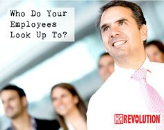 Who do your employees look up to?  @HRREV our mission it to offer HR Outsourced services for UK businesses. Real people, providing real HR solutions for businesses with real drive""