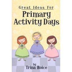 Activity Days website