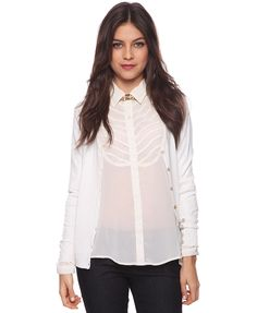 Love Love Love the blouse thats under the cardigan!