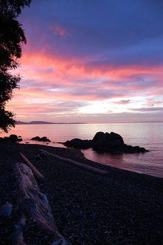 Orcas Island, San Juans. The best camping spot ever!