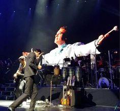 Marc Anthony le rindió homenaje a Juan Gabriel