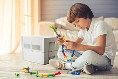 Looking to protect your children from bacteria, germs and other harmful allergens? Look no further than a Venta Airwasher/Humidifier/Air Purifier. Cooler Air Conditioner, Best Humidifier, Space Up, Static Electricity, Natural Cleaning Products, Art Of Living, Air Purifier, Indoor Air Quality, 3 October