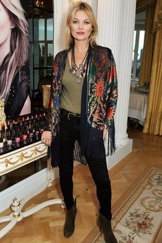 Kate Moss: Celebrity Biography and photos on GLAMOUR.COM (Glamour ...