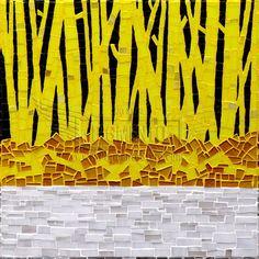 Autor: Juan Carlos Muñoz Betancur. Título: De la Serie Pre-juicios No. 11. Año: 2011. Técnica: Mosaico sobre MDF. Dimensiones: 35.5 x 35.5  cm. Se entrega con certificado de autenticidad firmado y con la huella del autor.