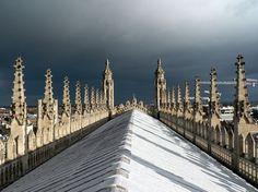 King's College Chapel - Cambridge, England