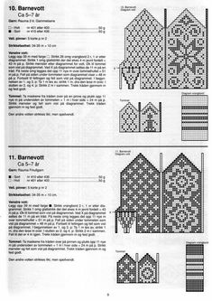 gift prresents:knitting pattern for mittens, kids craft ideas - crafts ideas - crafts for kids Knitted Mittens Pattern, Knitted Gloves, Knitting Socks, Knitting Charts, Knitting Patterns, Fair Isle Chart, Norwegian Knitting, Fair Isle Knitting, Ideas