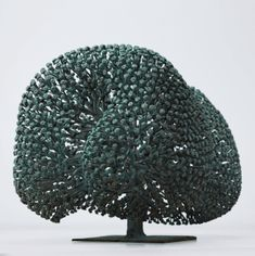 Bush Form, Harry Bertoia, 1966 by Harry Bertoia
