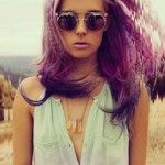 purple-pink-hair