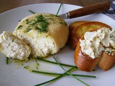 Vegan Almond Feta Cheese