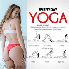 Beginner friendly yoga mat with printed position lines. Made by quality TPE material, with eco-friendly techniques to ensure the best yoga experience. Fitness Workouts, Butt Workout, Yoga Fitness, Health Fitness, Fitness Plan, Sup Yoga, Types Of Yoga, Ashtanga Yoga, Yoga Tips