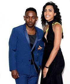 Congratulations to Kendrick Lamar and Whitney Alford!