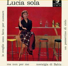Lucia Mannucci - Lucia Sola (Vinyl) at Discogs