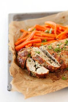 Eating Well, Meatloaf, Salmon Burgers, Sandwiches, Food And Drink, Healthy Recipes, Healthy Food, Chicken, Baking