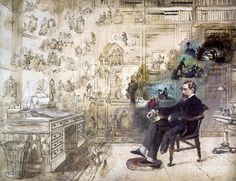Charles Dickens (1812-1870) Photograph  - Charles Dickens (1812-1870) Fine Art Print