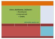 ΛΙΣΤΕΣ ΑΞΙΟΛΟΓΗΣΗΣ ΕΙΔΙΚΗΣ ΑΓΩΓΗΣ | FlipHTML5 Special Education Activities, Educational Activities, Autism, Psychology, Chart, Psicologia, Teaching Materials, Educational Crafts