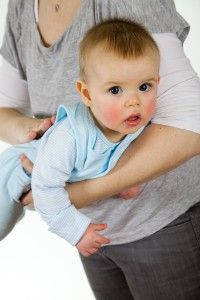 Baby Massage and Reflux