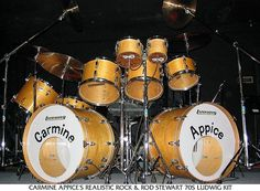 Carmine Appice-one of my favorite drummers of the 70's