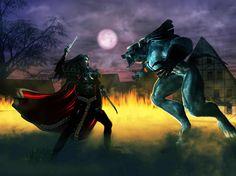 Vampire-vs-Werewolf