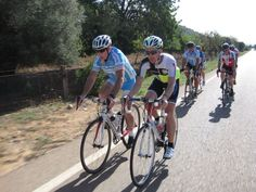 2017 Mallorca Cycling Camps & Holiday Dates  Ride your Heart out in 2017   Mallorca is a cycling paradise and home to several pro-peloton teams including Team SKY. Whether you want to emulate your heroes like Bradley Wiggins and Chris Froome, or cycle from beach to cafe, Mallorca is the place to do it. It has challenging climbs, winding, endless, mostly traffic free roads, beaches, quaint towns and villages, fantastic shopping, and 300 days sunshine a year.