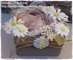 Tineke's cards and creations: SPRING......