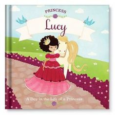 Princess Personalized Book | I See Me !