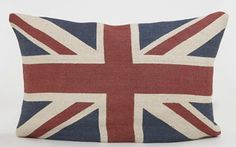 Union Jack in Home Décor