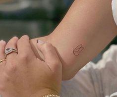 Cute Little Tattoos, Tiny Tattoos For Girls, Small Hand Tattoos, Dainty Tattoos, Pretty Tattoos, Mini Tattoos, Cool Tattoos, Hidden Tattoos, Small Disney Tattoos