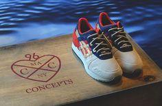 Concepts x Asics Gel Lyte III '25th Anniversary'