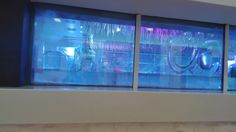 The front of the ChillOut Ice Lounge.