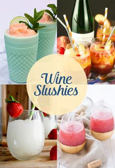 12 Wine Slushies You Need in Your Life