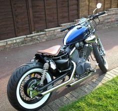 Ada Virago 535 Bobber Bikes Motorcycle Chopper