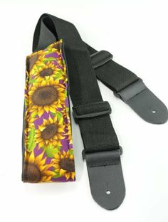 """Perris Leathers KDL50-84 2-Inch Nylon Guitar Strap with Leather Ends and Designer Fabric Pad by Perris Leathers. $5.85. 2"""" Nylon with leather ends and designer fabric pad"""