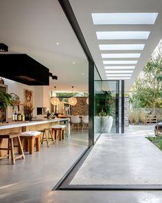 Villa W by Francois Hannes #designandlive Follow @designandlive enhance your creativity !