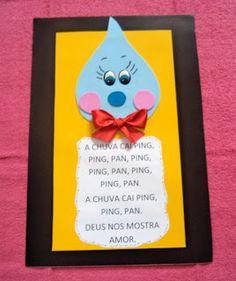 CORINHO INFANTIL . A CHUVA CAI ,PING PAN