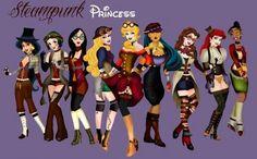 Disney steampunk!!