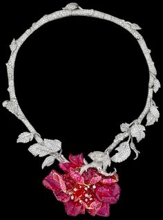 Bal de l'Opéra Necklace - Victoire de Castellane for Dior. More pieces from Dior here, here, here, here, here, here, here, here, here, here, here, here, here, here, here, here, here, here, and here.