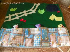 My Little Pony Play Mat, via IN the Shadow of Grace
