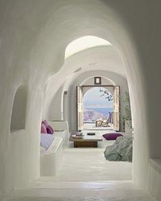 ▷ 1001+ photos inspirantes pour une décoration grecque | Murs ...