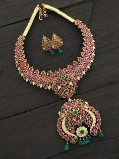 Traditional southindian jewels