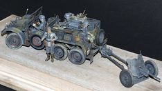"""Deutsche Krupp Protze """"Kfz.69"""" Military Diorama, Cannon, Scale Models, Dreaming Of You, Modeling, Miniatures, Building, Creative, Autos"""
