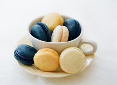 #34. Eat a macaroon.... they'd better be good for how much people go on about them...